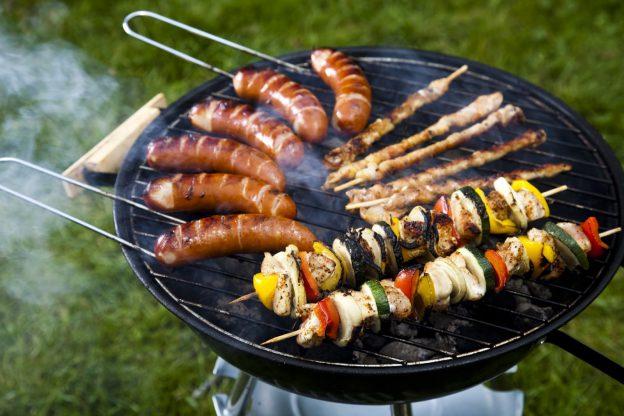 Grote buurt barbecue vr. 13 juli